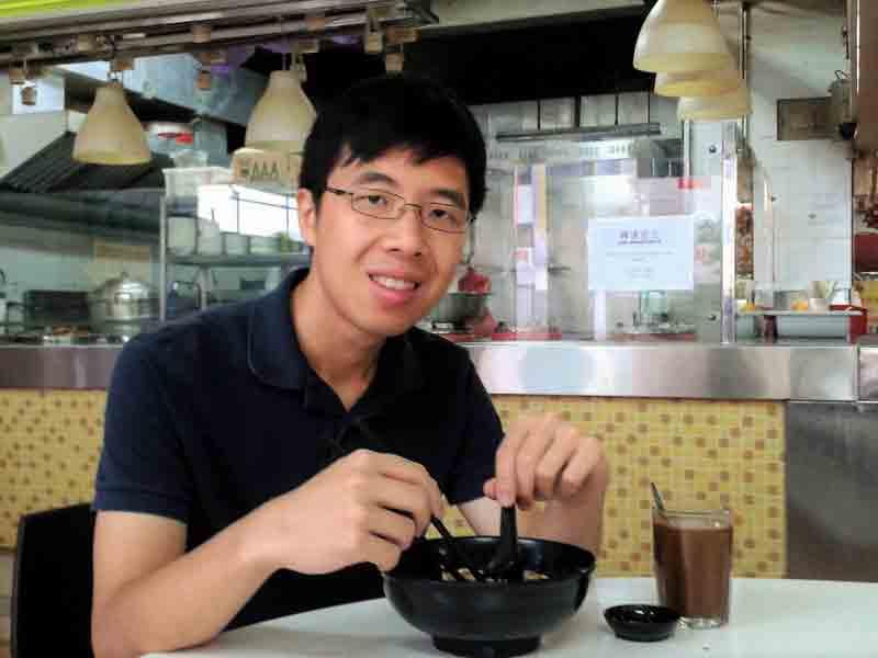 Nick Huang